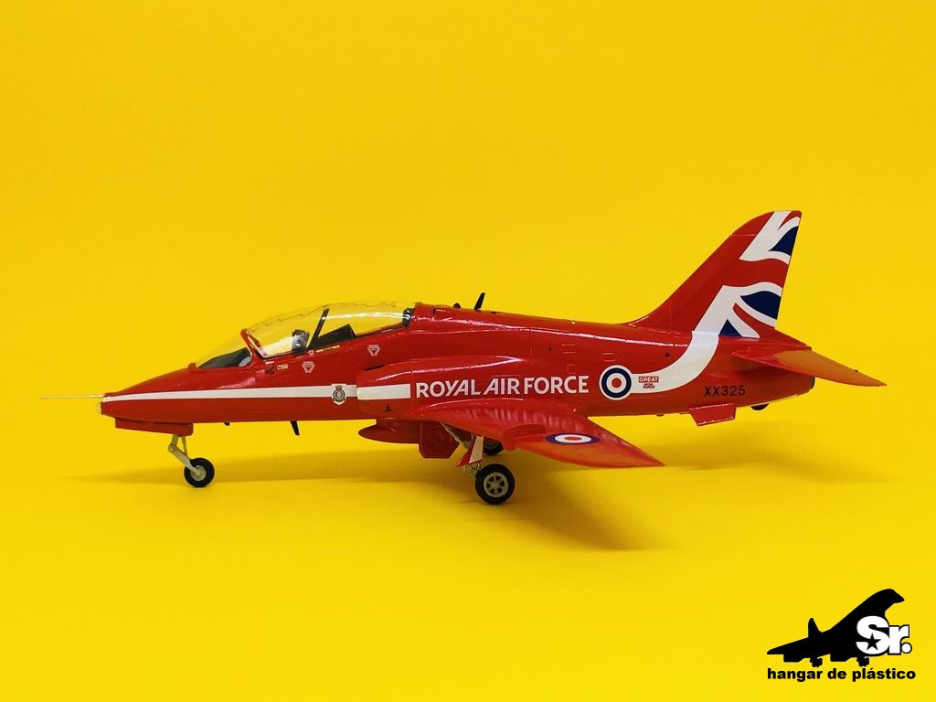 Bae. Hawk | Red Arrows