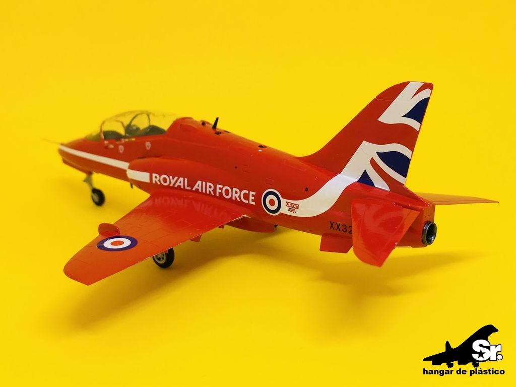 Bae. Hawk | Red Arrows