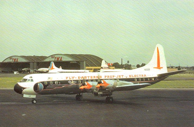 L-188 Electra - Eastern Airlines