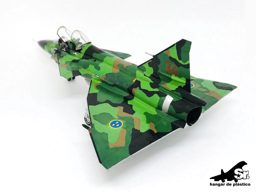 SK-37 Viggen | Swedish AF