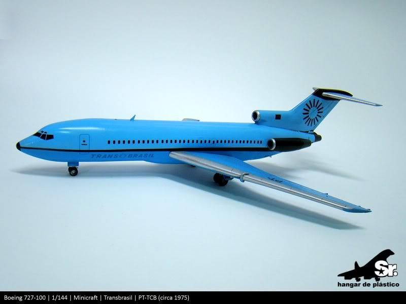 727-100 Transbrasil
