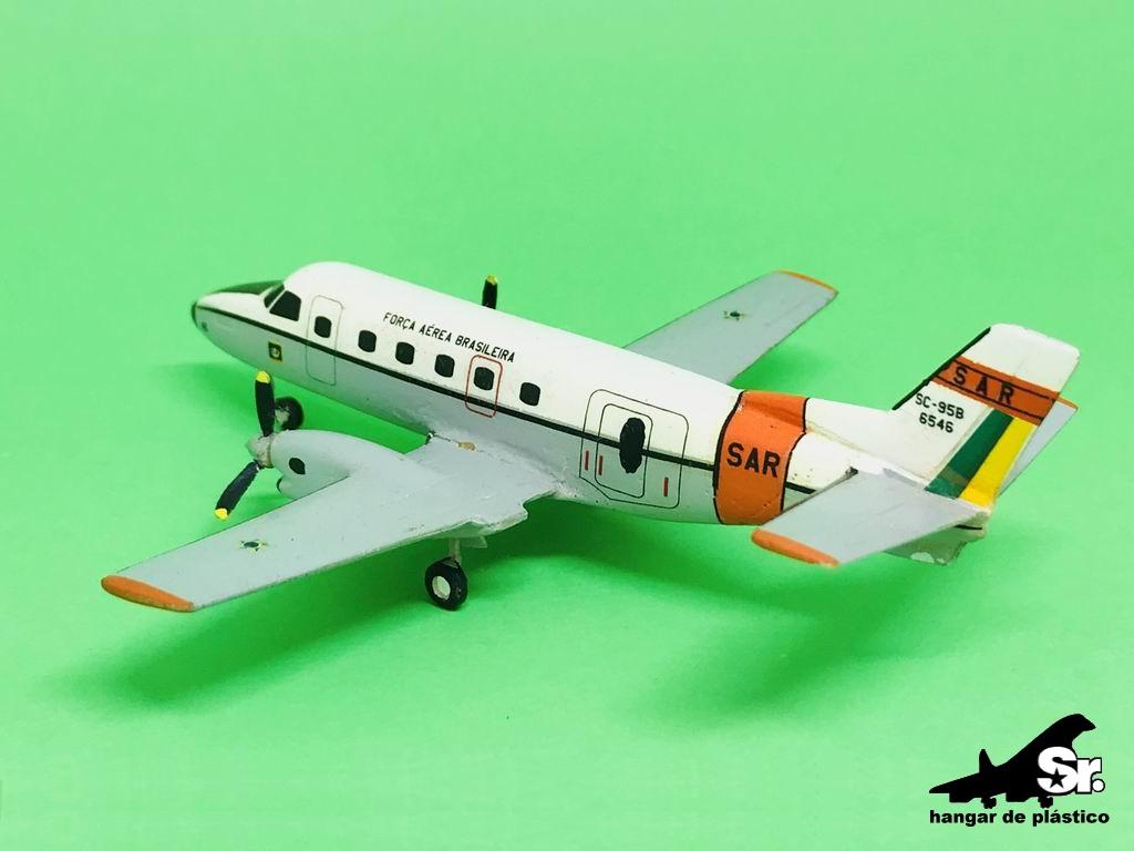 SC-95 Bandeirante | FAB