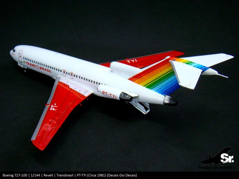 Boeing 727 Transbrasil