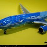 Boeing 777-200 Malaysia