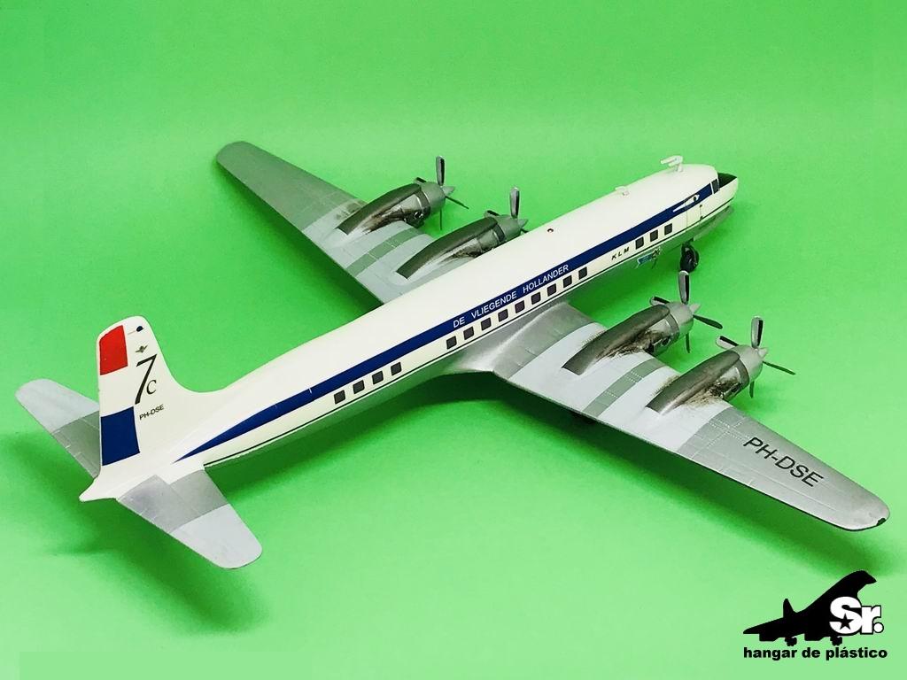 dc-7c seven seas | KLM